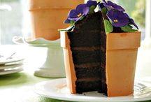 Cakes . . .