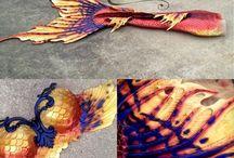 Mermaid ideas!