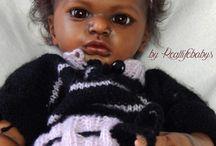 Ethnik Reborn Julietta Awake by Natali Blick / Ich fertige Reallifebabys  aller Art an - sie sehen lebensecht, wie richtige Babys aus