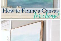 Frames /Rammer