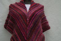 Fashion Knitted Shawls / by designbyelena