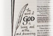 Hebrews--Bible Journaling by Book / Bible Journaling examples from the book of Hebrews