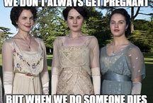 Downton Abbey stalker