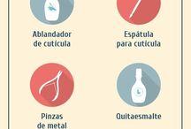 Higiene uñas