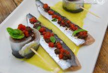 sardinas marinades
