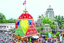 Ratha Yatra Festival at Koraput