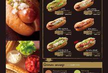 Hotdog & Sandwich