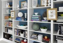 Shelves & Bookcases