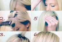 I ♥ Hair / by Jennifer Michelle