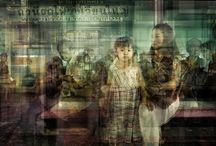 Riccardo Magherini - Bangkok en double exposition