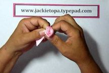 Paper Crafting Videos / by Jackie Topa