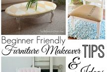 MAKEOVERS - Furniture