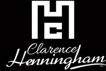 Clarence Henningham / Clarence Henningham, a brand for the brave and bold person in each of us.