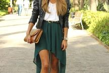 Style-spiration / Ideas for more everyday wear that I like...from the super casual to slightly dressed up....