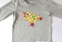 T-Shirt Vögelchen