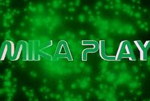 Mój Kanał Mika Play / Na tej Tablicy pokarze filmy z mojego kanału