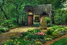 Beautiful places / houses in the world