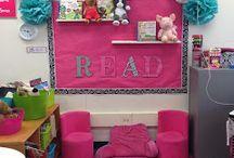 Teaching Fun:  Classroom Ideas / by Heather Chiarulli