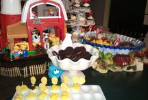 Baby Animal Baby shower / by Judy Thompson