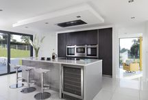 Contemporary Grey / Contemporary grey kitchen in Gilford, by The Design Yard