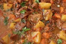 Vegan Stews, Soups, Casseroles & Curries
