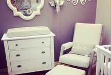 Elephant Theme Nursery / It's a classic theme and Elephant Nurseries are more popular than ever because of our love of the color grey.