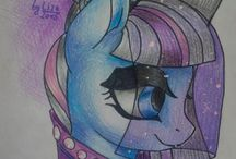 Maj litl pony