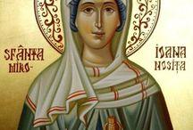 Ikona Św Joanna