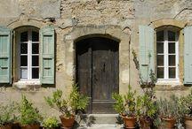 European Style Homes / by Annelle Barnett