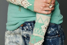 textile inspiration / by Marlee Osbron