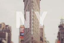New York / by delikatissen .