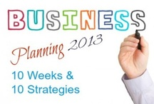 Business Planning 2013 / by Isabel Garcia
