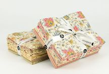 Melodies / Fabric collection designed by Jo Morton