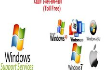 Microsoft Window Support Phone Number 1-844-400-4410