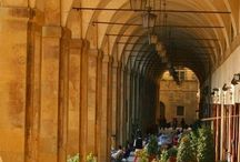 Arezzo, Tuscany / Arezzo is a hidden jewel of Tuscany, tucked in between four gorgeous valleys.