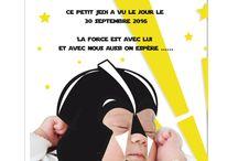 Faire-part naissance drôle / Faire-part naissance Rigolo, insolite, humoristique .....