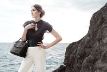 Madame SS2015 / exellent materials and manifacture for a 100% made in Italy bags collection