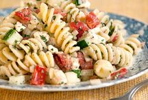 Pasta salads / Simple and delicious recipes for pasta salads.