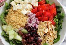 Salads / by Tori Sparks