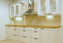 Keittiö / Kuvia Mittakalusteen keittiöprojekteista