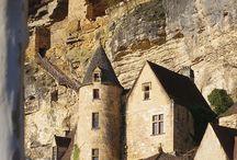 Dordogne, paysages de vacances