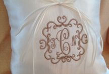 Monogrammed Magnificence / Beautiful monogrammed gifts and items for anyone!