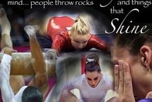 Gymnastics rocks!
