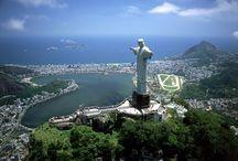 Brazil / by Lori Ruela-Alba