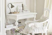 Tout en blanc / All in white