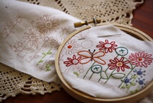 embroidery / by Betsy Williamson