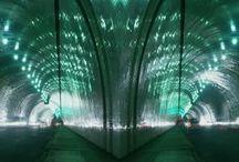 Rotterdam Centraal - Luik 2  Tableau Vivant - Metropolis  / by Alex Verhaest