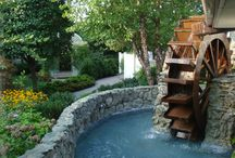 Watermill Gardens in Summer / Summer on Long Island brings salt water air during the day and cool breezes at night.  The gardens at Watermill Caterers are in full bloom!  Schedule a tour by calling 631-724-3242 / by Watermill Caterers