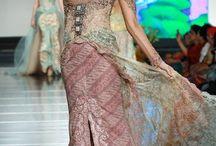 batik ~ kebaya indonesia