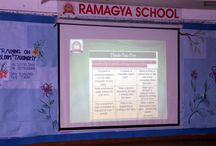 BLOOM'S TAXONOMY & CODE OF CONDUCT WORKSHOP ALONG WITH BIRTHDAY CELEBRATIONS@RAMAGYA SCHOOL NOIDA